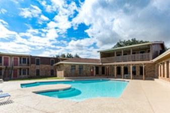 Pool at Listing #138402