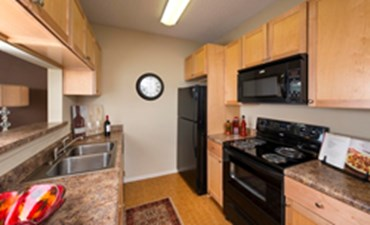 Kitchen at Listing #136459