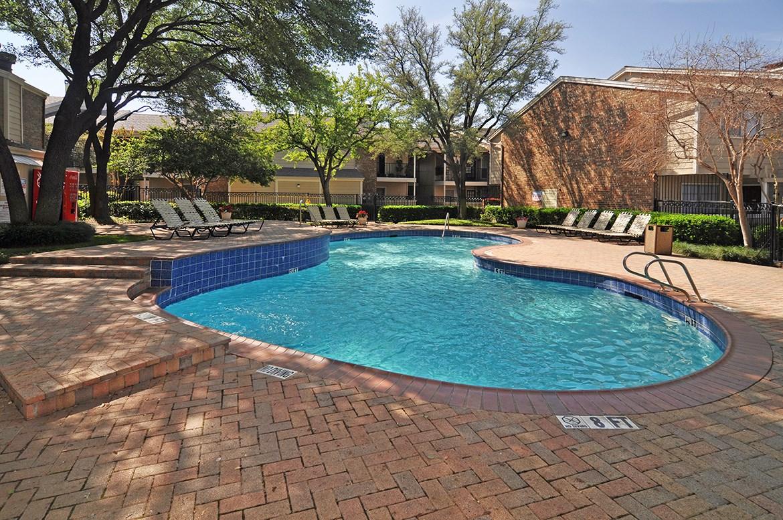 Pool at Listing #135959