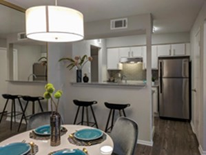 Dining/Kitchen at Listing #136181