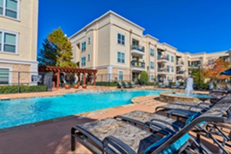 Pool at Listing #144937