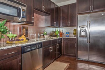 Kitchen at Listing #152477