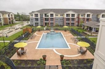Pool at Listing #249896