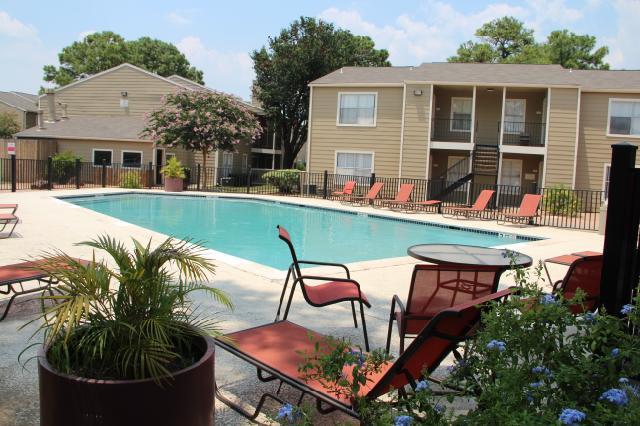 Pool at Listing #138415