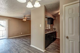 Living/Dining at Listing #230594