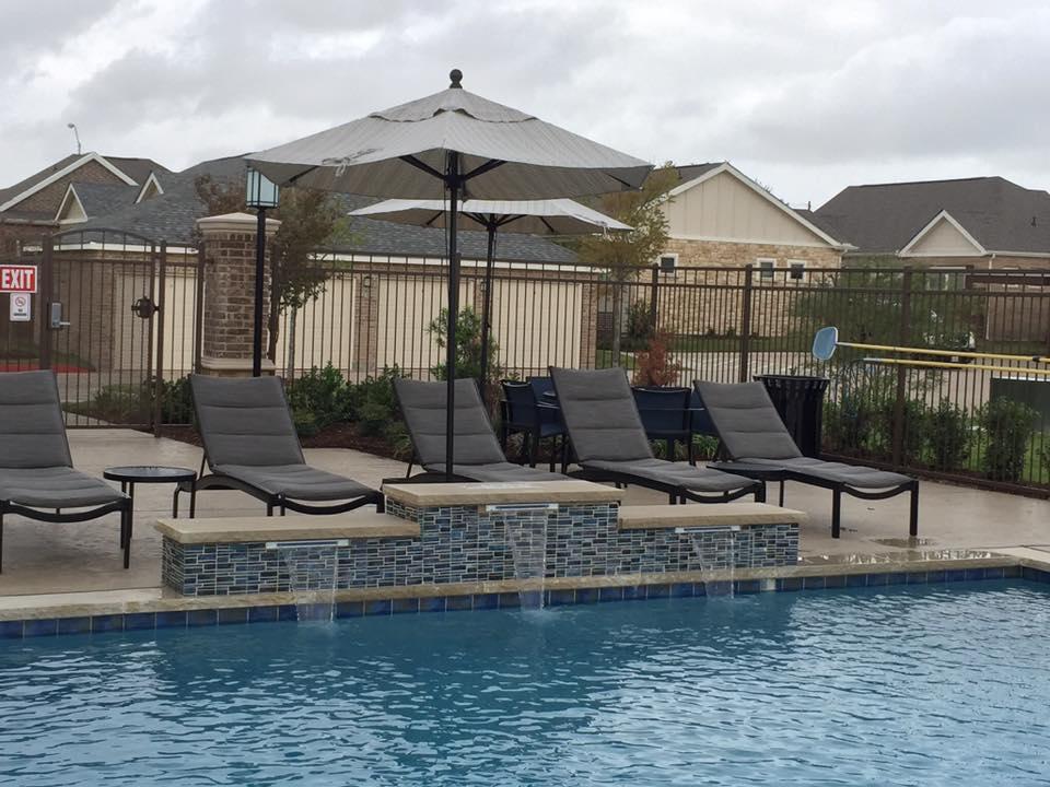 Pool at Listing #227353