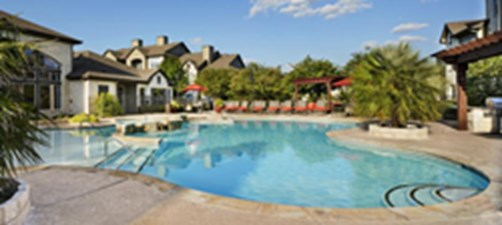 Pool at Listing #153249