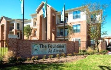 Fountains at Almeda Apartments Houston TX