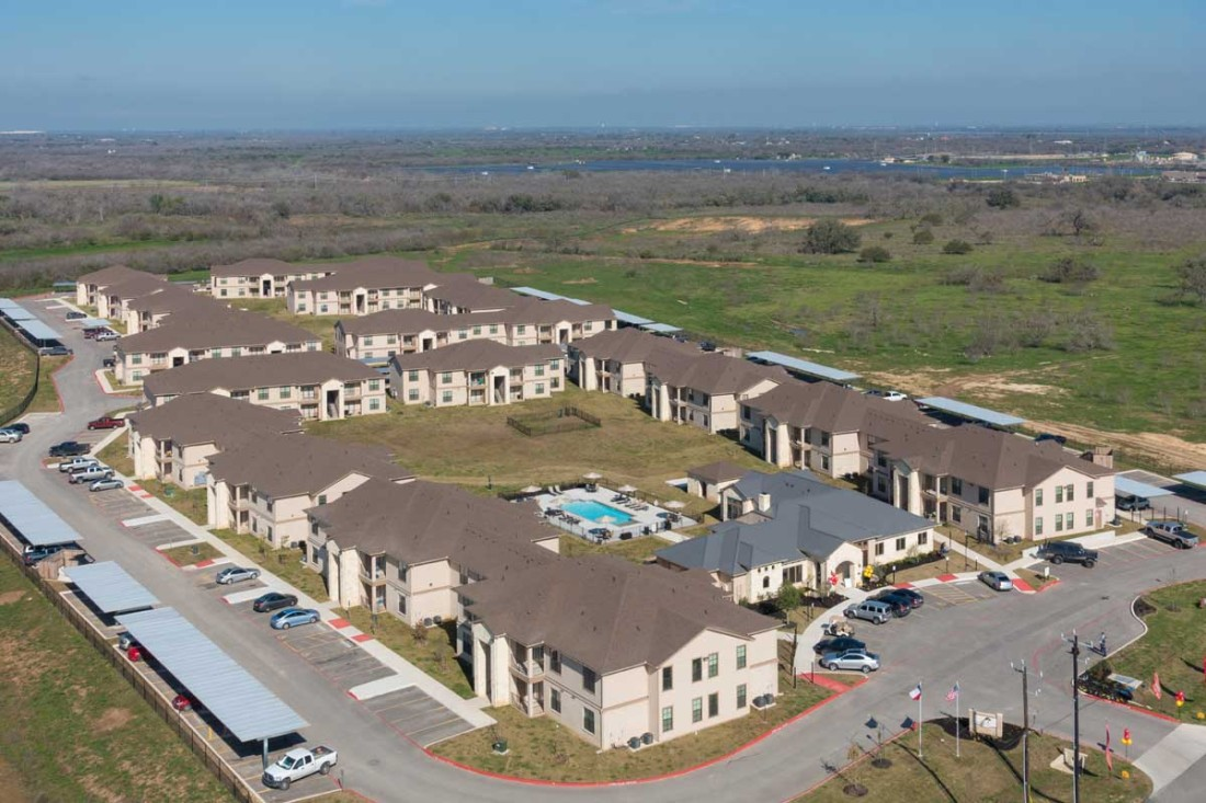 Aerial View at Listing #259429