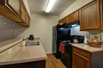 Kitchen at Listing #140895