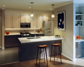 Kitchen at Listing #299815