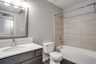 Bathroom at Listing #138514