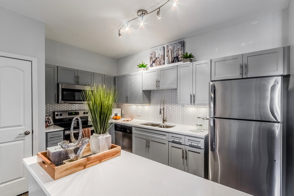 Kitchen at Listing #138205