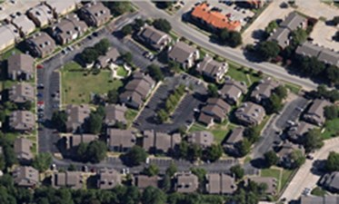 Aerial View at Listing #137013