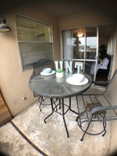 Patio at Listing #137543
