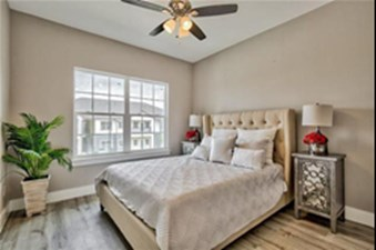 Bedroom at Listing #299747