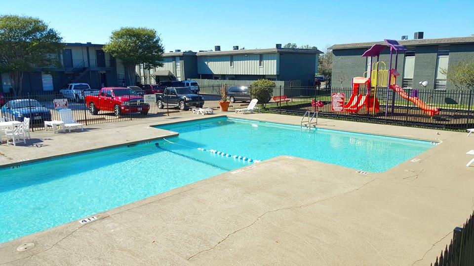 Pool at Listing #136796