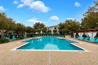 Pool at Listing #137604