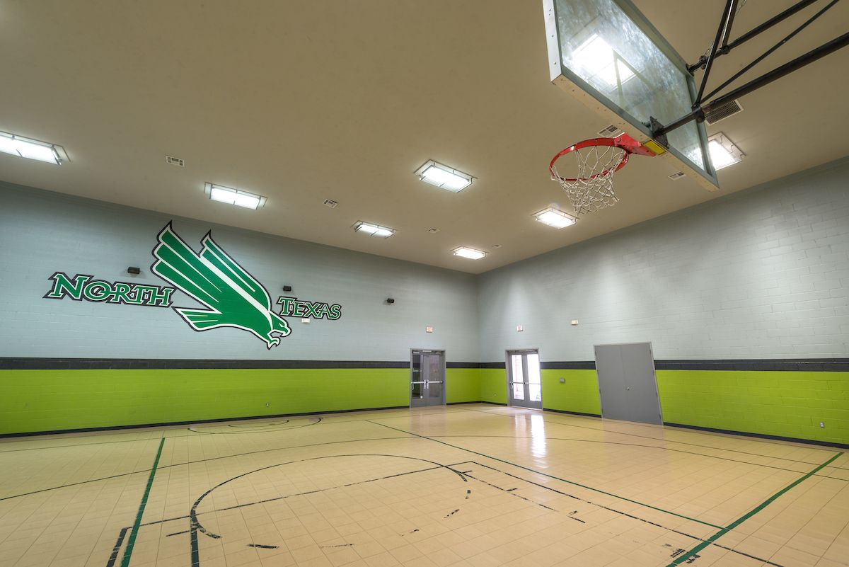 Basketball Court at Listing #147766