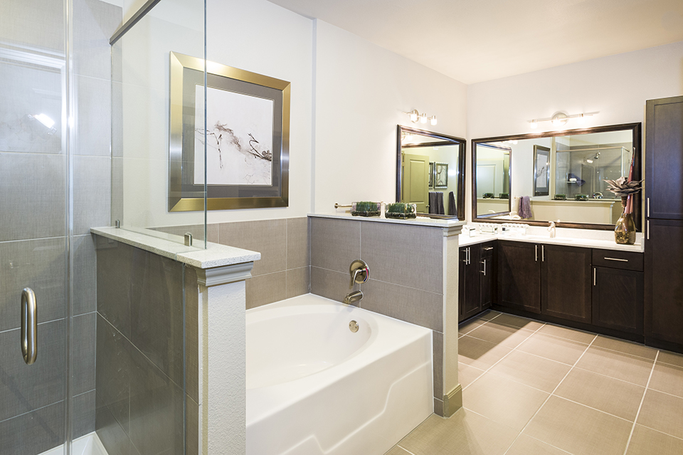 Bathroom at Listing #236572
