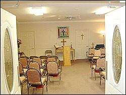 Chapel at Listing #144597