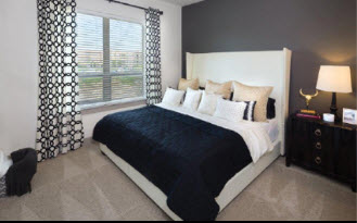 Bedroom at Listing #282823