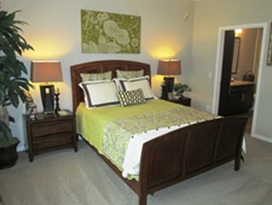 Bedroom at Listing #138782