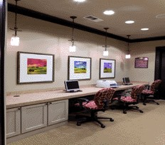 Business Center at Listing #138197