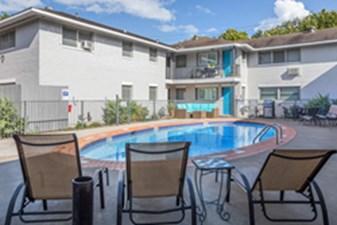 Pool at Listing #138771