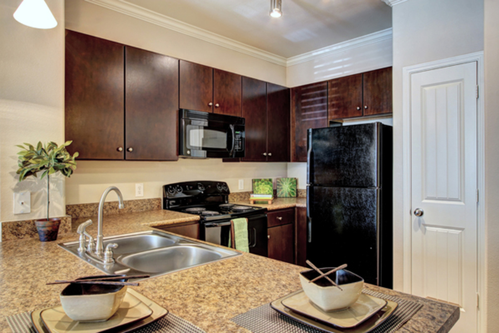 Kitchen at Listing #147442