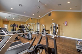 Fitness Center at Listing #144329
