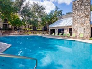 Pool at Listing #140988