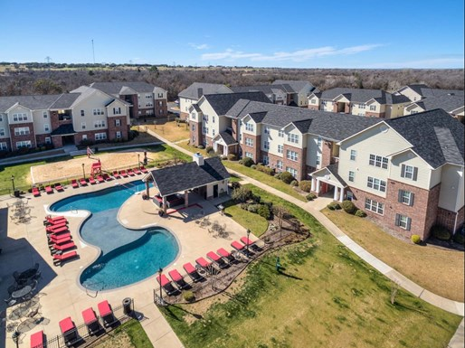 Grove at Stephenville Apartments