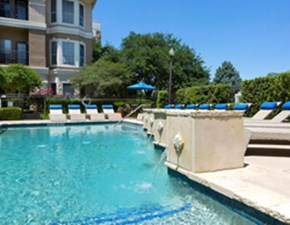 Pool at Listing #140611