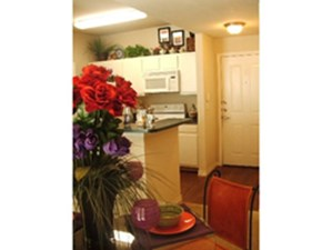 Dining/Kitchen at Listing #144086