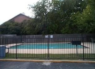 Pool at Listing #136695
