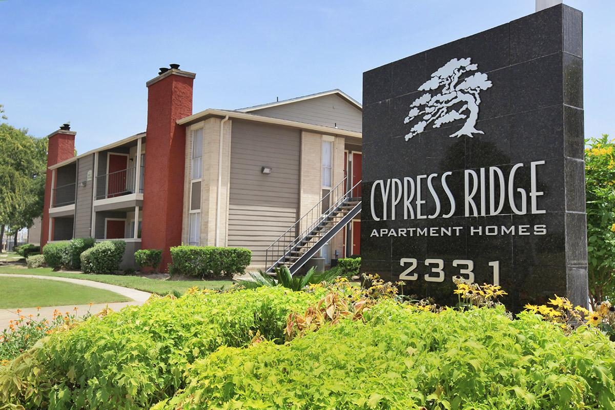 Cypress Ridge Apartments Houston TX