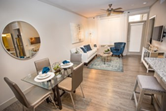 Living/Dining at Listing #276925