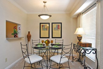 Dining at Listing #138727