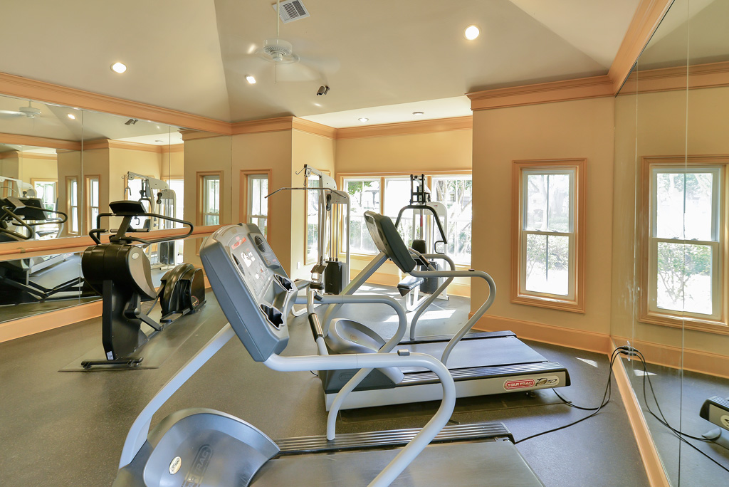 Fitness Center at Listing #137501