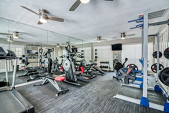 Fitness at Listing #138665