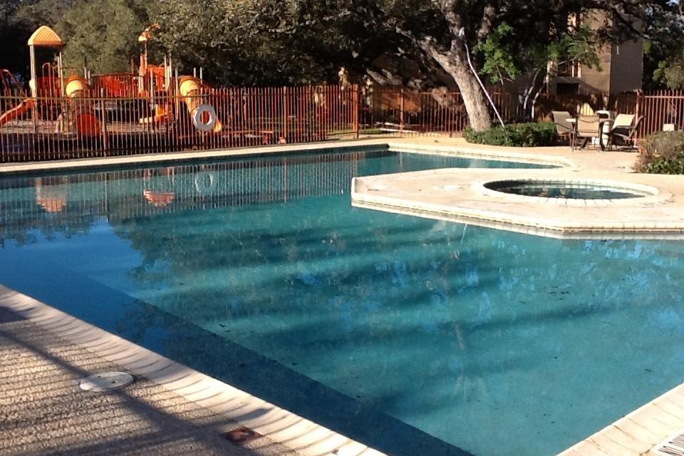 Pool at Listing #141271