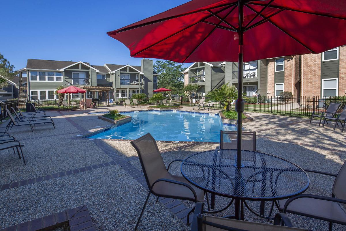 Bay Meadows Apartments Friendswood, TX
