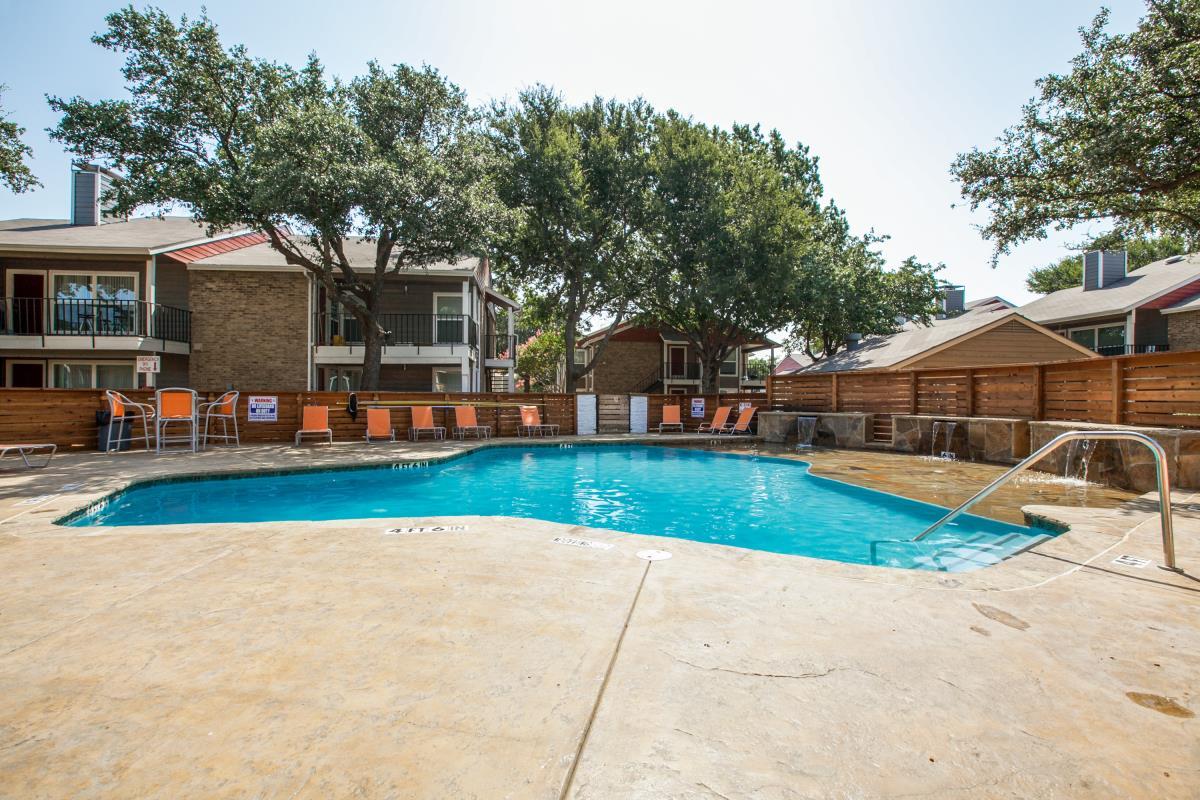 Pool at Listing #136763