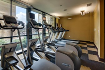 Fitness Center at Listing #146189