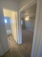 Hallway at Listing #139752