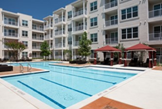 Pool at Listing #230825