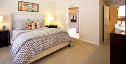 Bedroom at Listing #137269