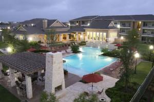 Pool Area at Listing #145769