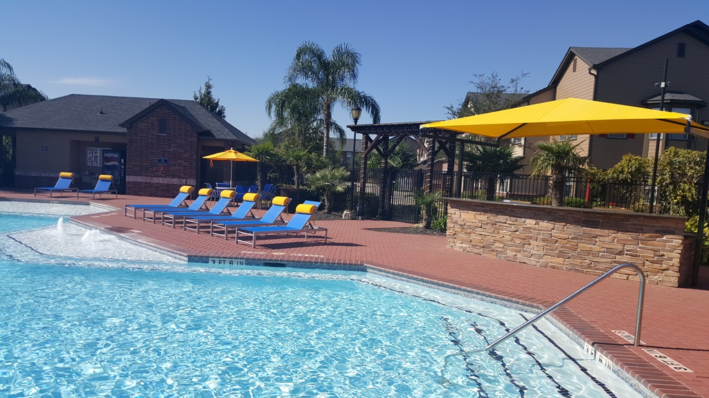 Pool at Listing #145057